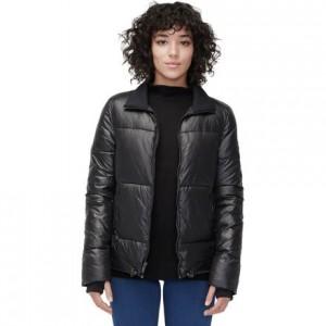 Izzie Puffer Nylon Jacket - Womens