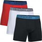 Charged Cotton Boxer Brief - 3-Pack - Mens