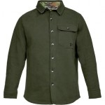 Buckshot Long-Sleeve Fleece Shirt - Mens