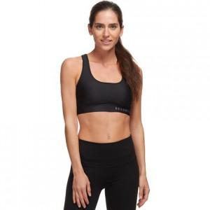 Crossback Mid Sports Bra - Womens