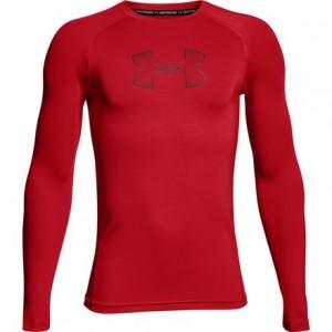 HeatGear Armour Long-Sleeve Shirt - Boys