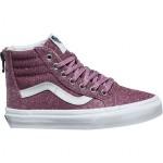 SK8-Hi Zip Skate Shoe - Girls