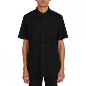 Everett Oxford Short-Sleeve Shirt - Mens