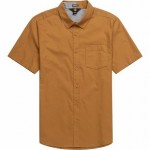 Everett Oxford Short-Sleeve Shirt - Mens