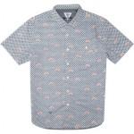 Sun Dazer Short-Sleeve Woven Shirt - Mens