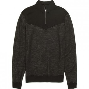Ready 1/2-Zip Sweater - Mens