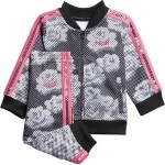 Printed Tricot Set - Toddler Girls