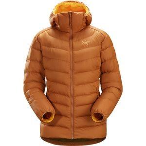 Thorium AR Hooded Down Jacket - Womens