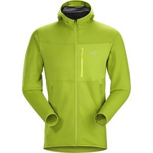 Fortrez Hooded Fleece Jacket - Mens