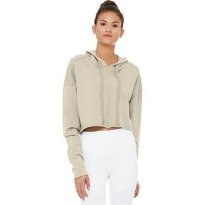 Washed Edge Long-Sleeve Top - Womens