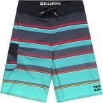 All Day X Stripe Board Short - Boys