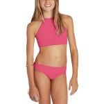 Sol Searcher Hi Neck Bikini Set - Girls