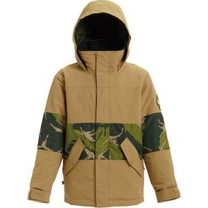 Symbol Insulated Jacket - Boys