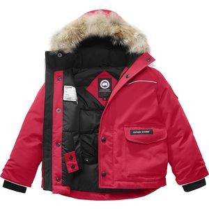 Lynx Down Parka - Toddler Boys