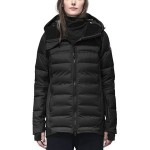 Hybridge Sutton Down Parka - Womens