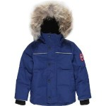 Snowy Owl Parka - Toddler Boys