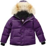 Snowy Owl Parka - Toddler Girls