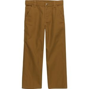 Washed Duck Dungaree Pant - Toddler Boys