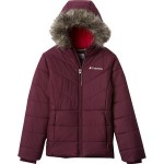 Katelyn Crest Insulated Jacket - Girls