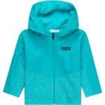 Steens Mountain Overlay Fleece Jacket - Infant Girls