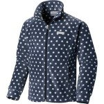 Benton Springs II Printed Fleece Jacket - Girls