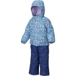 Frosty Slope Snow Suit Set - Toddler Girls