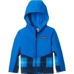 Steens Mt Overlay Hooded Fleece Jacket - Toddler Boys