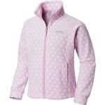 Benton Springs II Printed Fleece Jacket - Toddler Girls