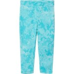 Glacial Printed Leggings - Girls