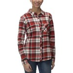PNW Deschutes River Flannel Shirt - Womens