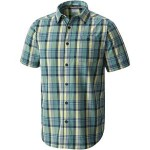 Boulder Ridge Short Sleeve Shirt - Mens