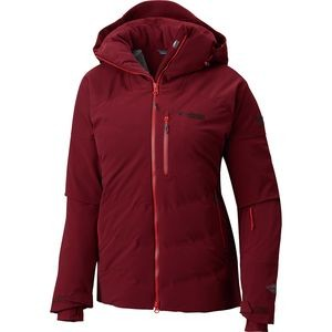 Titanium Powder Keg II Hooded Down Jacket - Womens