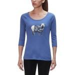 Sheepy Sherpa 3/4 T-Shirt - Womens