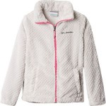 Fluffy Fleece Full-Zip Jacket - Girls