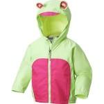 Kitteribbit Fleece Lined Jacket - Toddler Girls