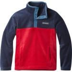 Steens Mountain 1/4-Snap Fleece Pullover - Boys