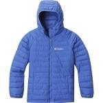 Powder Lite Hooded Insulated Jacket - Girls
