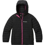 Powder Lite Hooded Insulated Jacket - Girls