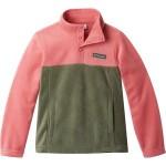 Steens Mountain 1/4-Snap Fleece Pullover - Girls