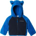 Foxy Baby Sherpa Full-Zip Fleece Jacket - Infant Boys