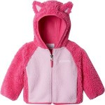 Foxy Baby Sherpa Full-Zip Fleece Jacket - Infant Girls
