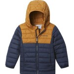 Powder Lite Hooded Insulated Jacket - Toddler Boys