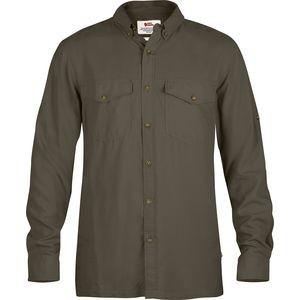Abisko Vent Long-Sleeve Shirt - Mens