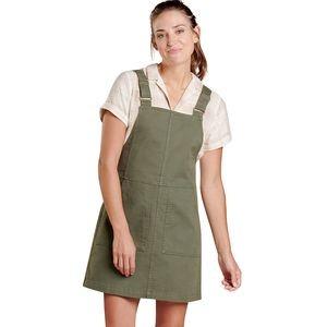 Earthworks Jumper Dress - Womens