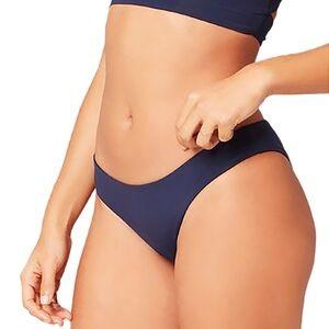 Sensual Solids Sandy Classic Bikini Bottom - Womens