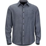Hobson Midweight Flannel Shirt - Mens