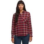 Maggie Midweight Flannel Long-Sleeve Shirt - Womens