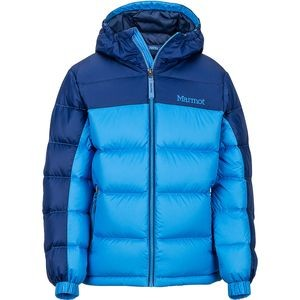 Guides Down Hooded Jacket - Boys