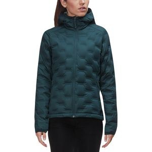 Stretchdown DS Hooded Down Jacket - Womens