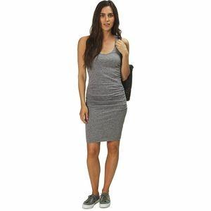 Tank Shirred Dress - Womens